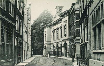 Wijnstraat Dordrecht 1909-1910