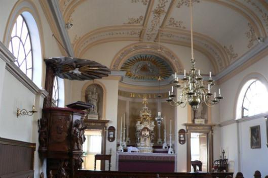 Oud Dordrecht Maria Maior Kerk
