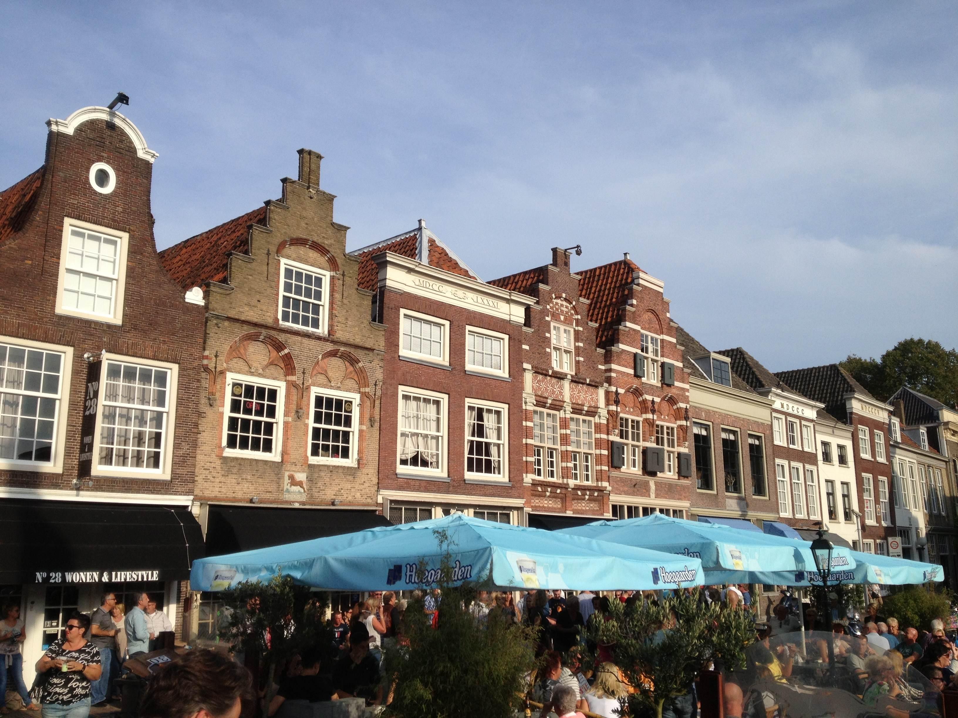 Nieuwstraat, Dordtse binnenstad