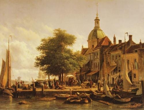 Dordrecht in de Patriottentijd 1780-1795