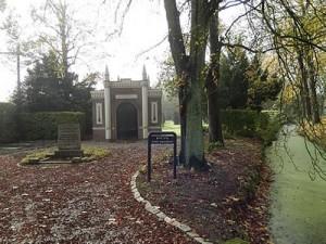 Joodse Begraafplaats Dordrecht