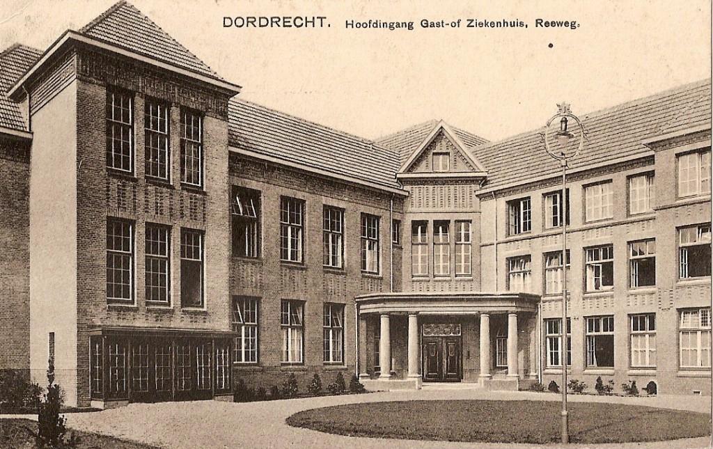 Voormalig Ziekenhuis Reeweg Dordrecht