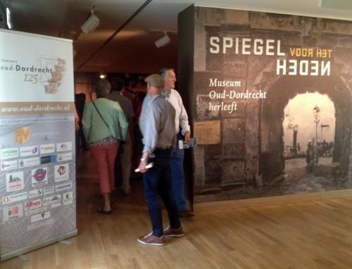 Spiegel voor het Heden – Museum Oud-Dordrecht Herleeft