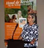 Voorzitter Charlotte Ritter Vereniging Oud-Dordrecht