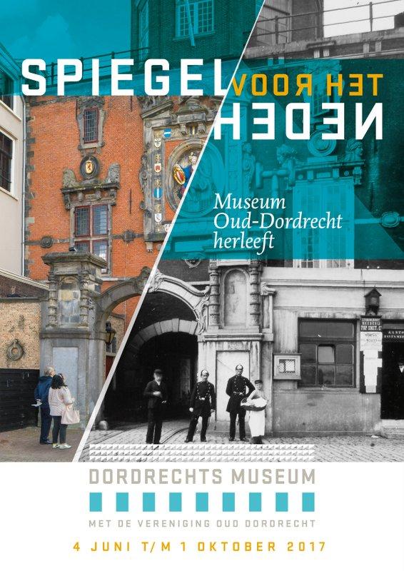 Spiegel van het heden - Museum Oud-Dordrecht herleeft