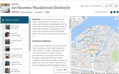 Art Nouveau wandeling Dordrecht