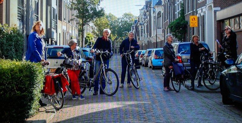 fietsroute art nouveau dordrecht