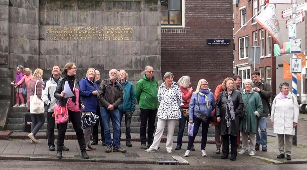 art nouveau rondwandeling Dordrecht