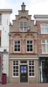 Dordtse gevel Vriesestraat 132 Dordrecht