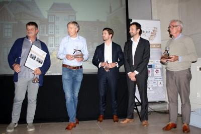 Dordtse Puienprijs 2017 - Genomineerden
