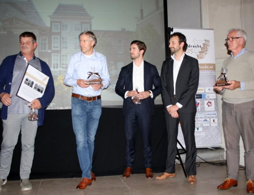 Dordtse Puienprijs 2017 voor Reus en Zijl