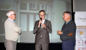 Genomineerden Paul de Bruin en Marcel Arends - Schrijversstraat 8