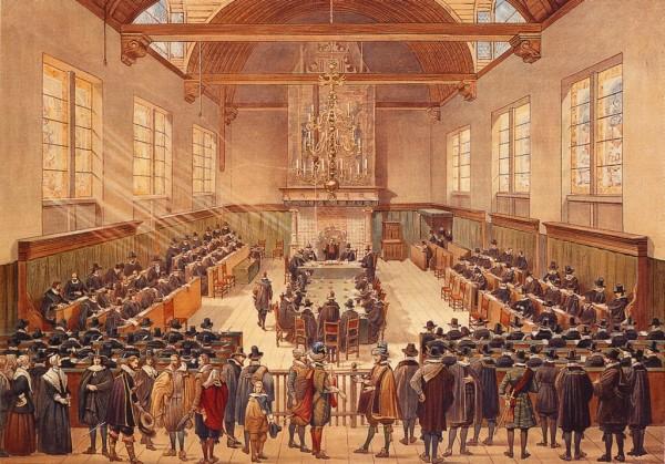 Synode van Dordrecht 1618-1619