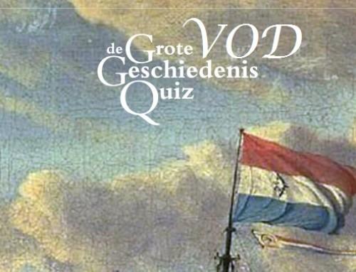 De Grote VOD Geschiedenis Quiz