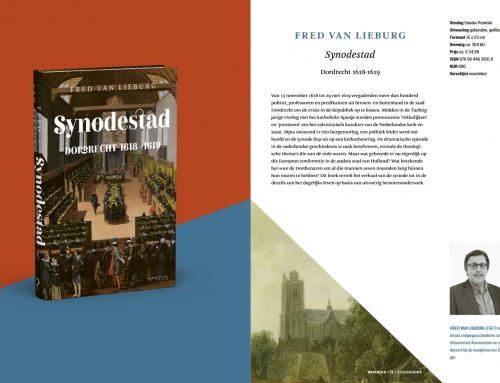 Lezing: Heeft de Synode Dordrecht veranderd?