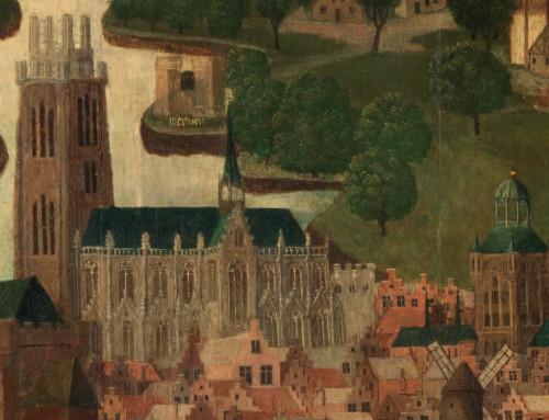 Lezingen Elisabethsvloed en Altaarstuk Grote Kerk
