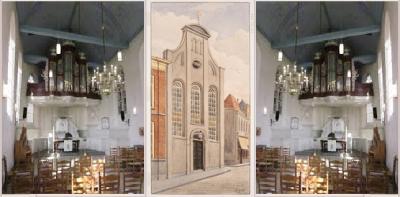 Orgel trinitatiskapel