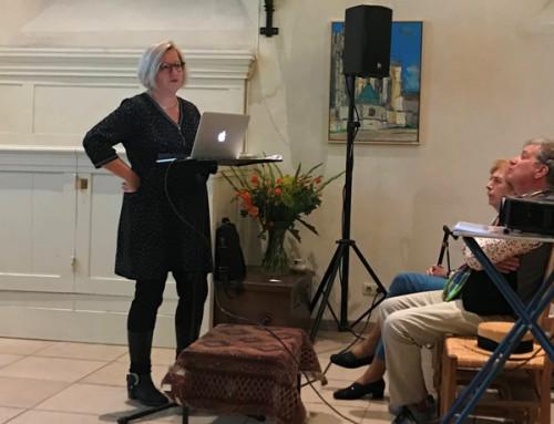 Verslag van lezing Saskia Lensink