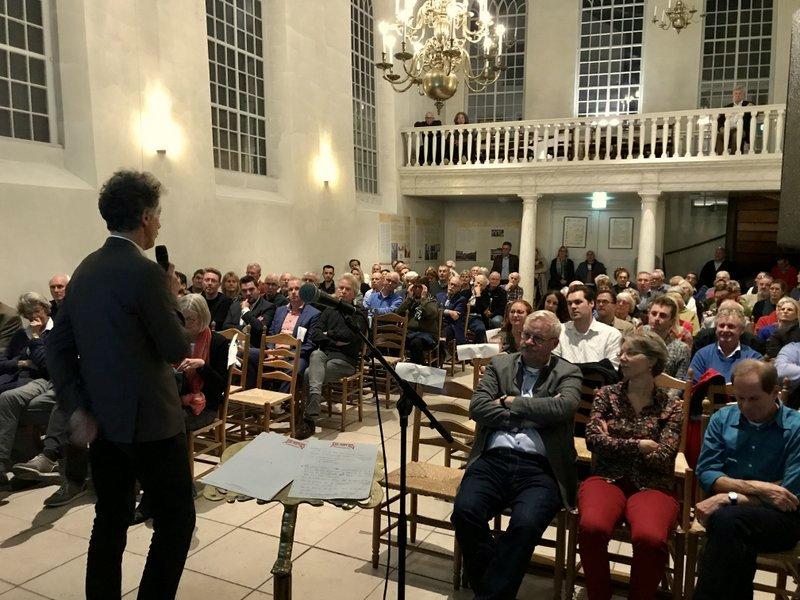 Uitreiking Dordtse Puienprijs 2019
