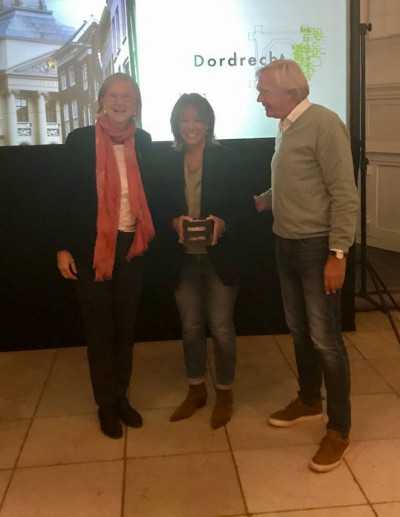 Winnaar Dordtse Puienprijs 2019 categorie Herbestemming