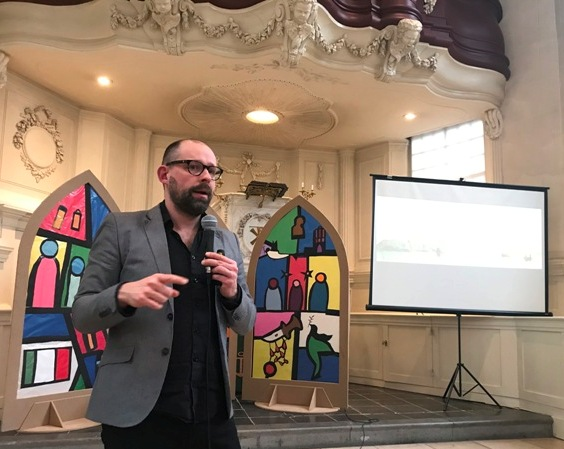Presentatie Theo Pronk