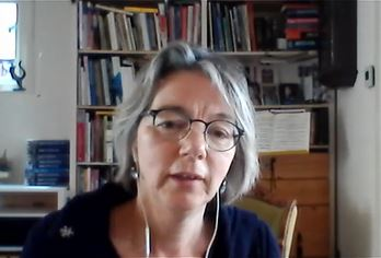 Coronagesprekken - In gesprek met Christine Weijs